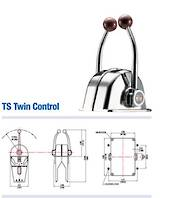 TS Twin Control Pretech Top Mount