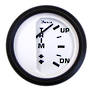 Trim Gauge (Mercury/Mariner/Mercruiser/Volvo DP/Yamaha-2001 and newer) Faria