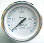 Tachometer (4000 RPM) (Diesel) (Mechanical takeoff & var ratio alt) Chesapeake Faria