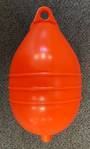 "Buoy Mooring Air Filled 9""  3 Rib Low drag"