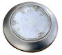 LED Dome light Grey, white/white, no switch