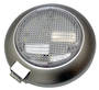 LED Dome light red/white with switch Grey