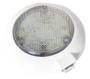 LED Dome light red/white with switch White