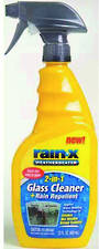 Glass Cleaner Rain-X. 680ml trigger pack
