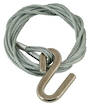 3.6m x 4mm Galv. Winch Wire