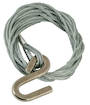 5.5m x 5mm Galv. Winch Wire