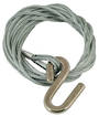 9m x 5mm Galv. Winch Wire