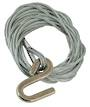 6m x 6mm Galv. Winch Wire