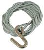 7.5m x 6mm Galv. Winch Wire