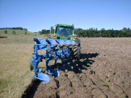 Rabe Mounted Plough