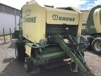 Krone VP1500 MC Round Baler