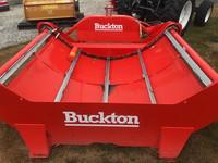 Buckton Balefeeder Bale Wagon/Feedout