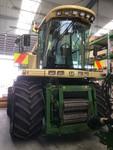 Krone Big X Forage Harvester