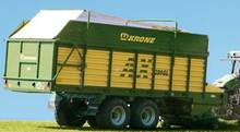 Krone Forage and Discharge Wagon AX