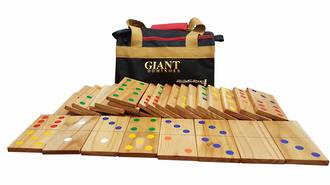 Premium Giant Dominoes