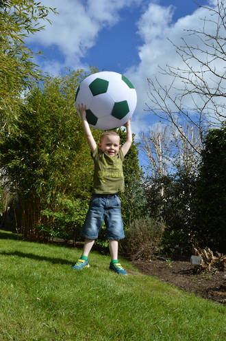 Jumbo Ball (50cm diameter)