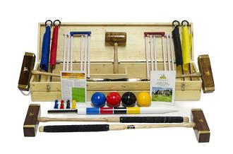 Championship Croquet Set (4 Player)