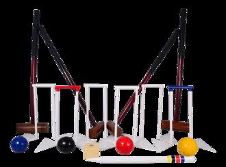 Indoor Croquet Set - Full size