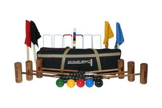 6 Player Diamond Croquet Set