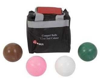Croquet Balls - 12oz Composite - 2nd Colours