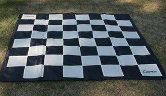 Garden Chess Mat - 17cm Nylon