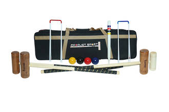 Family Croquet Set-4 Player