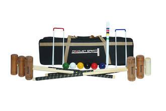 6 Player Family Croquet Set