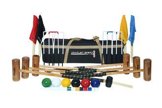 6 Player Garden Croquet Set