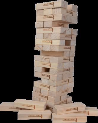 Hi-Tower - Giant Tumble Tower