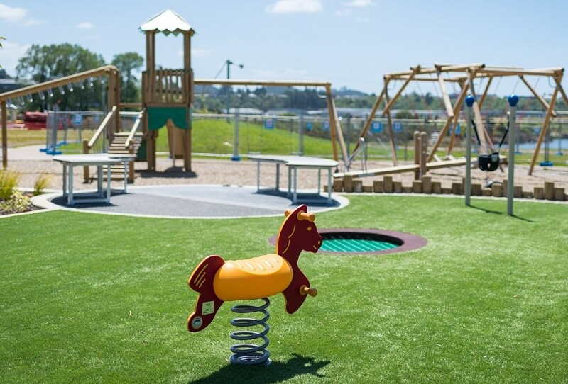 Parks & Playgrounds at The Lakes Tauranga