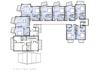 The Sails First Floor Plan