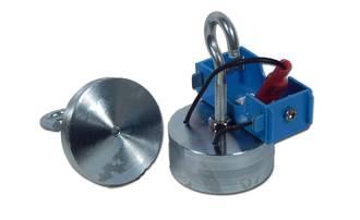 Electromagnet Demonstration Model