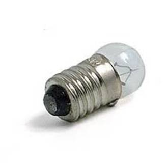 Bulbs 2.5v  MES bulb  Pkt 10 bulbs