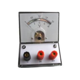 Meter Voltmeter 0 to 20 v DC
