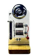Bell Electric Demonstration Model 3v to 6v DC