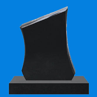 Bevelled Edge Plate
