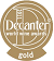Decanter World Wine Awards Gold