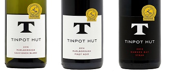 Tinpot Hut winners Sydney International Wine Awards 2017