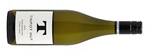 Tinpot Hut Marlborough Pinot Gris 2018