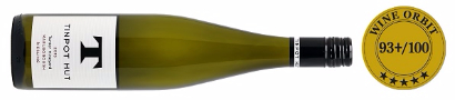 tinpot hut riesling 2015 with wine orbit