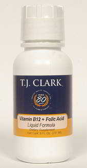 Vitamin B12 & Folic Acid
