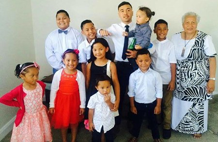 Huhana-and-the-grand-children2-450
