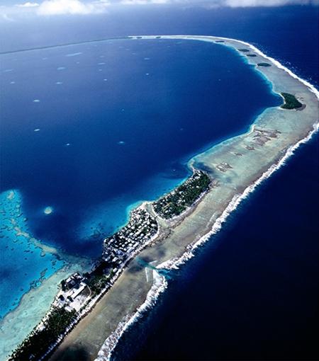 Nukunonu-atoll