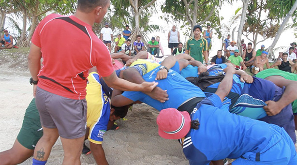 Rugby-union-scrum-clinic