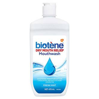 Biotene Mouthwash 470mL