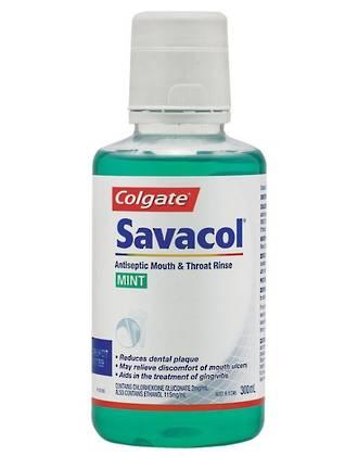 Colgate Savacol MouthWash