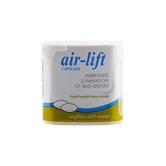 Air-Lift Capsules