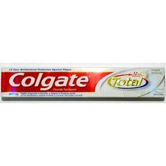 Colgate Total Toothpaste 110g