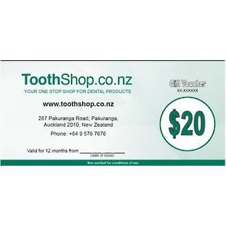 $20 ToothShop Gift Voucher
