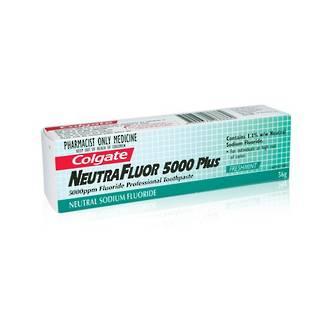 Colgate Neutrafluor 5000 Fluoride ToothPaste